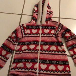 ❤️ Fleece jacket